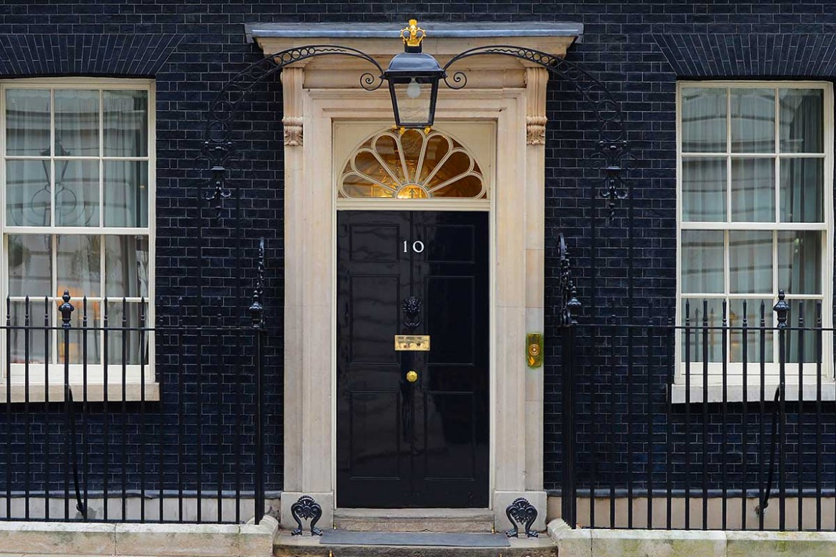 10 Downing Street, London